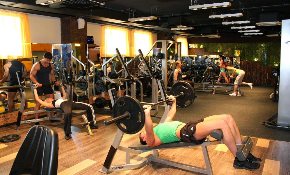 В фитнес-клуб со скидкой 60%