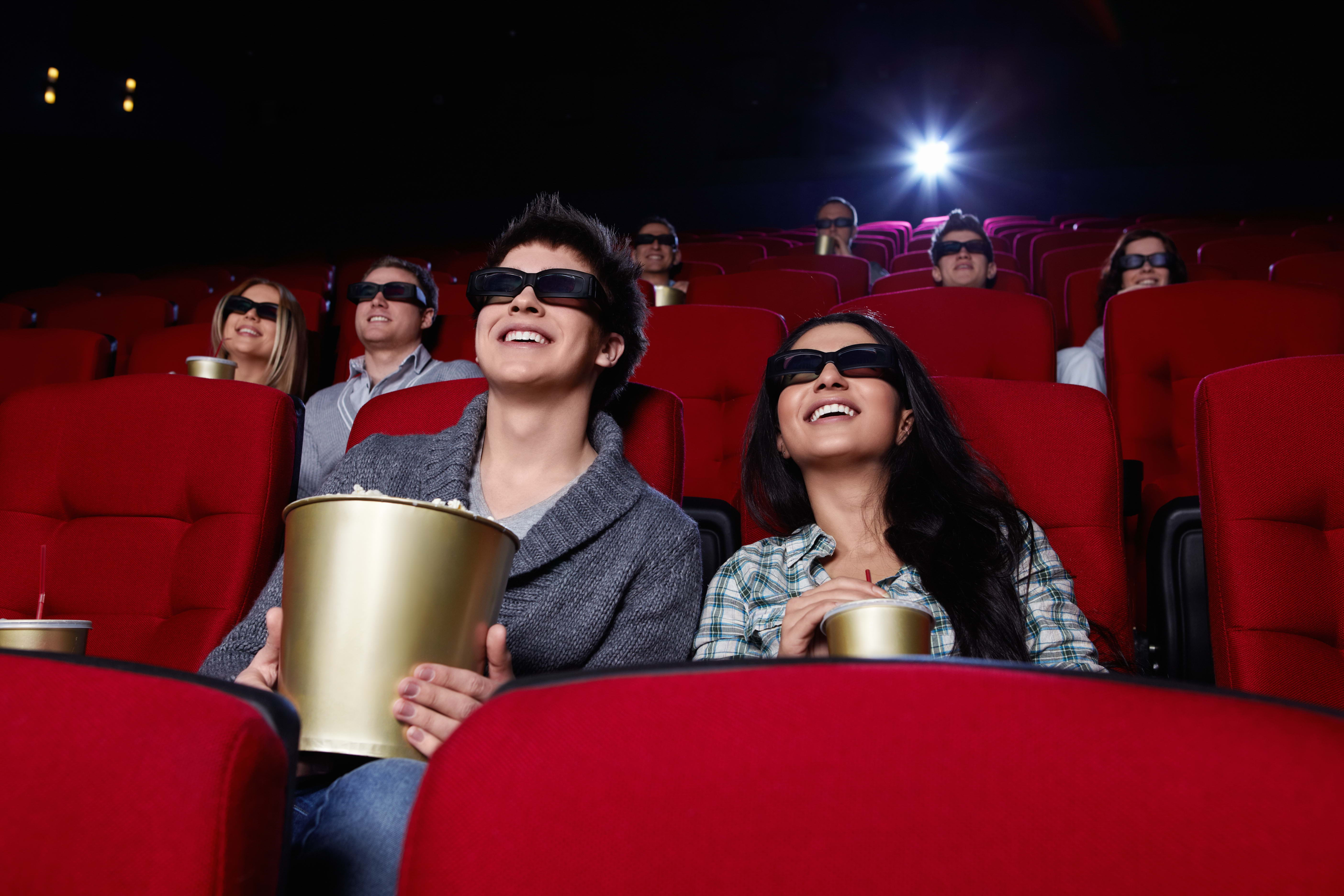 Фильмы в кинотеатре «Люксор» по акции с «Городским такси (с 18.10.2018)